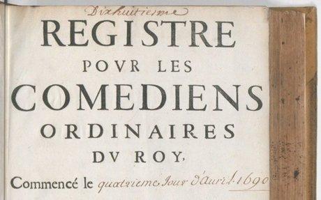Libre Théâtre, les oeuvres théâtrales du domaine public en français