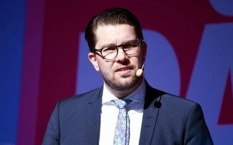 Jimmie Åkesson (SD): Obligatorisk utvisning för ickesvenska medborgare vid grövre brott