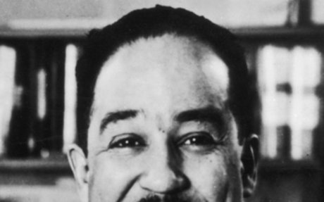 Who was Langston Hughes?
