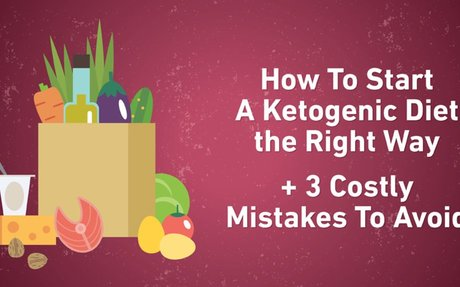 How To Start A Ketogenic Diet the Right Way