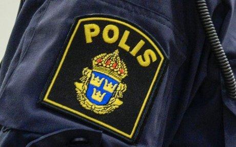 Polisen letade efter illegal arbetskraft