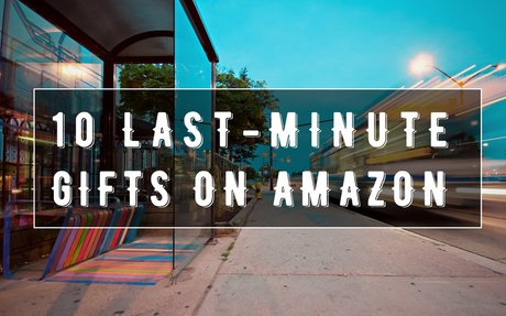 10 Awesome Last-Minute Gifts from Amazon India | 2018