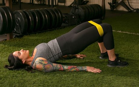 Booty Bootcamp: Glute Exercises for Low-back Relief