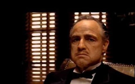 The Godfather -  Opening scene
