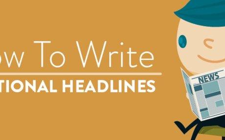 How to Write Emotional Headlines to Get More Shares   #ContentMarketing