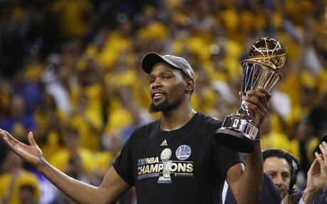 I want to meet Kevin Durant