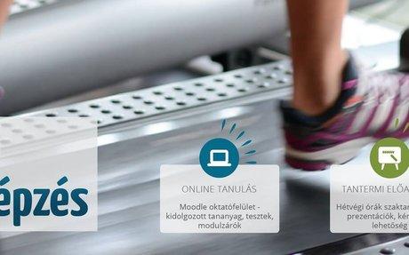 OKJ Start - Fitness Instruktor képzés