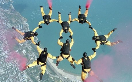 5 Reasons Why You Should Go Skydiving At Least Once In Your Lifetime