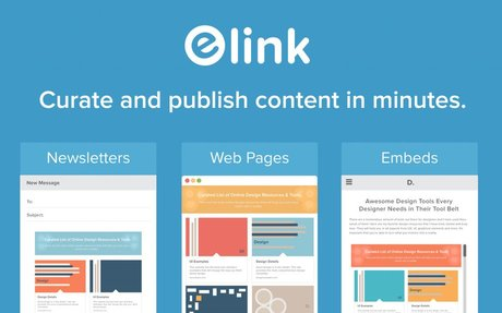 Chrome Extension for elink