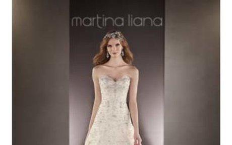 Martina Liana 719 Bridal gowns, Bridal Store Walnut Creek | Flares Bridal