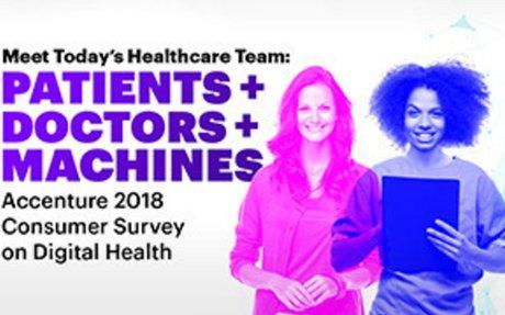 Meet Today's Healthcare Team: Patients + Doctors + Machines | Accenture