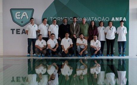 Académica representada em torneio de Natação que junta doentes com Espondilite Anquilosant