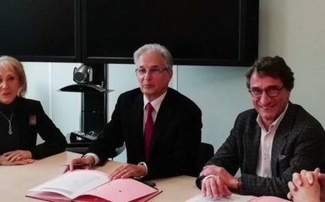Les experts de justice concluent un partenariat avec les médiateurs