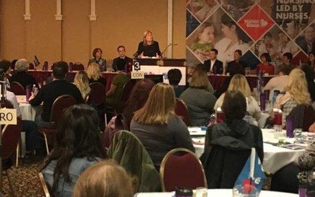 Workplace violence, staff shortage talks dominate N.S. Nurses Union AGM
