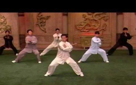 Chen Tai Chi First 5 Movements - Grandmaster Chen Zhenglei