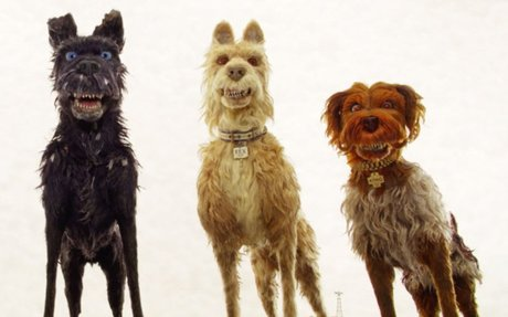 """Homeless Dogs Have A Voice in the new film """"Isle of Dogs"""""""