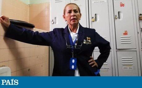 La guerra que a diario libran las enfermeras en Venezuela.