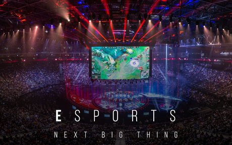 E-Sports is projected to be the next big thing in India