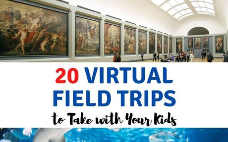 20 Virtual Field Trips to Take with Your Kids