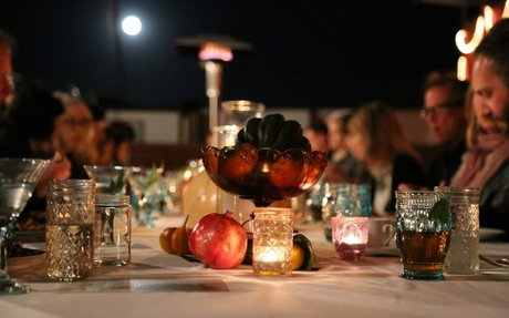 What a Dream…Moonlit Moveable Feast - Candid Chronicle | High Dining
