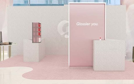 BRAND HIGHLIGHT // Inside Glossier's First Major Retail Partnership