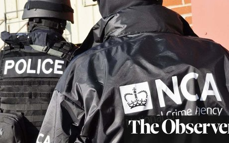 UK's organised crime threat at record level