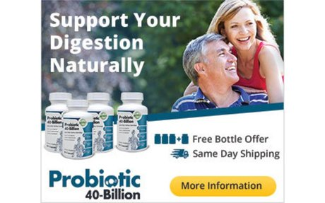 Probiotic40 Official Store | Improve Your Digestive System Naturally