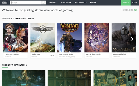 Twitch acquires gaming database site IGDB to improve its search and discovery features ...