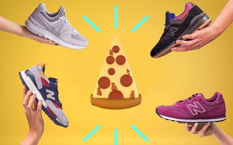 BRAND HIGHLIGHT // New Balance Creates Pop-Up Pizzeria For New York City Marathon Campaign