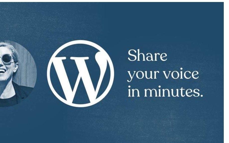 Create a Blog with WordPress.com