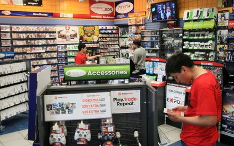 GameStop lays off 120, mostly at its Grapevine headquarters