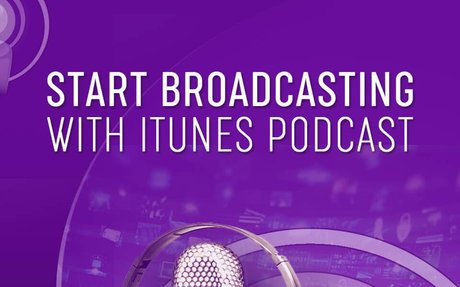 Speak: Start Broadcasting with Itunes Podcast