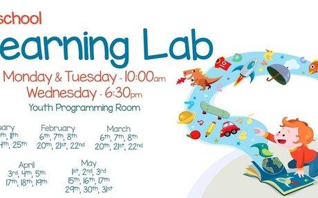 Preschool Learning Lab