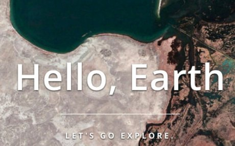 Google Earth: Travel to Any Place on the Planet