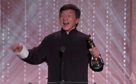 Play-Honorary Award at the 2016 Governors Awards-Jackie Chan