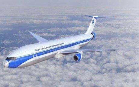 NASA harvests slow moving air to increase next-gen aircraft efficiency