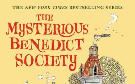 The Mysterious Benedict Society (Mysterious Benedict Society Series #1)