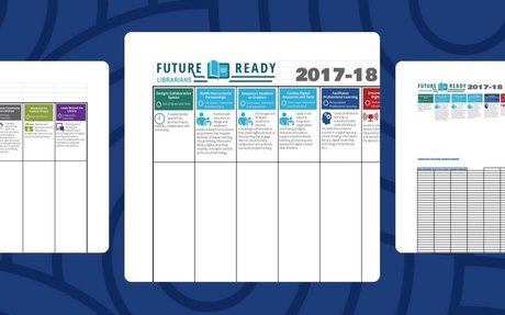 Let's Share Our Future Ready Librarian 2017-18 Goals With Each Other!