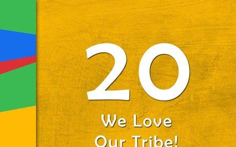 We Love Our Tribe - GTT020 - Google Teacher Tribe Podcast