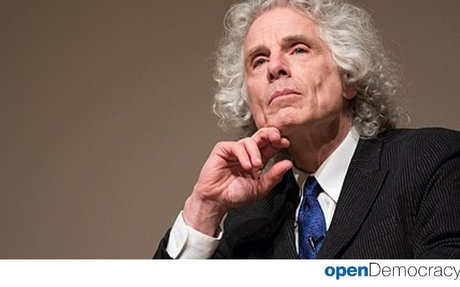Blog: Steven Pinker's ideas are fatally flawed. These eight graphs show why.