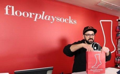 FloorPlay Socks Expands Retail Footprint