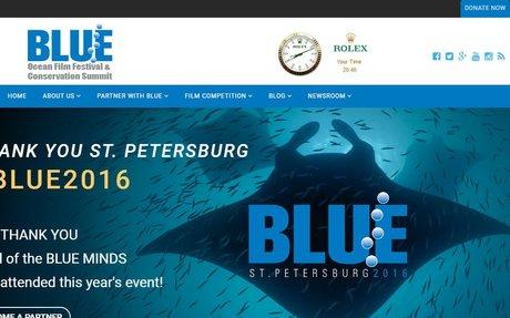 BLUE Ocean Film Festival & Conservation Summit