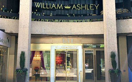 William Ashley Unveils Impressive New Bloor Street Store