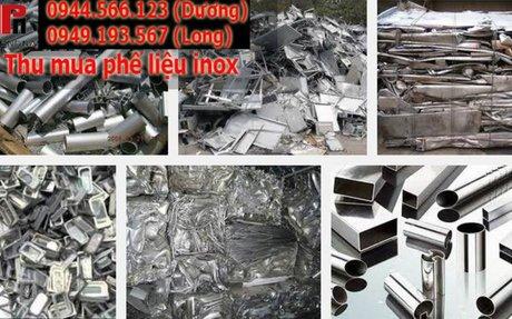 Thu mua phế liệu inox 310 - Cam kết thu mua với giá cao nhất