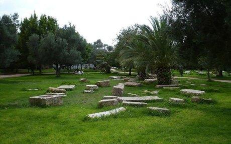 Plato's Academy ruins