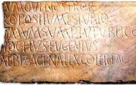 ODYSSEY/Rome/Writing