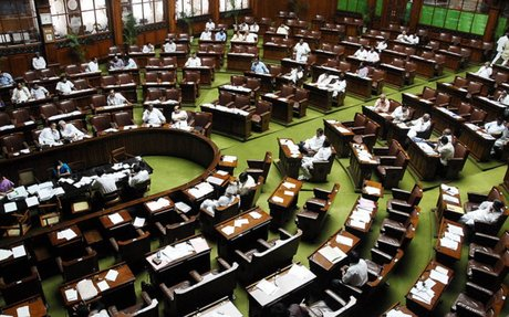 Lok Sabha adjourned sine-die after working for 19 hours