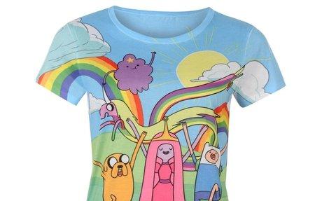 Character - T Shirt Ladies