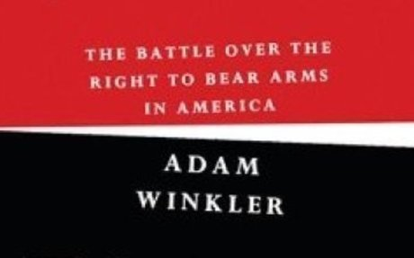 'Gunfight: The Battle over the Right to Bear Arms in America' by Adam Winkler