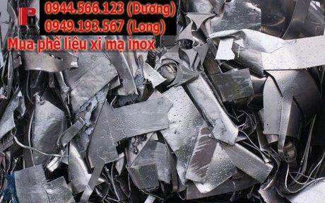 Thu mua phế liệu inox 304 - Thu mua inox các loại với giá cao